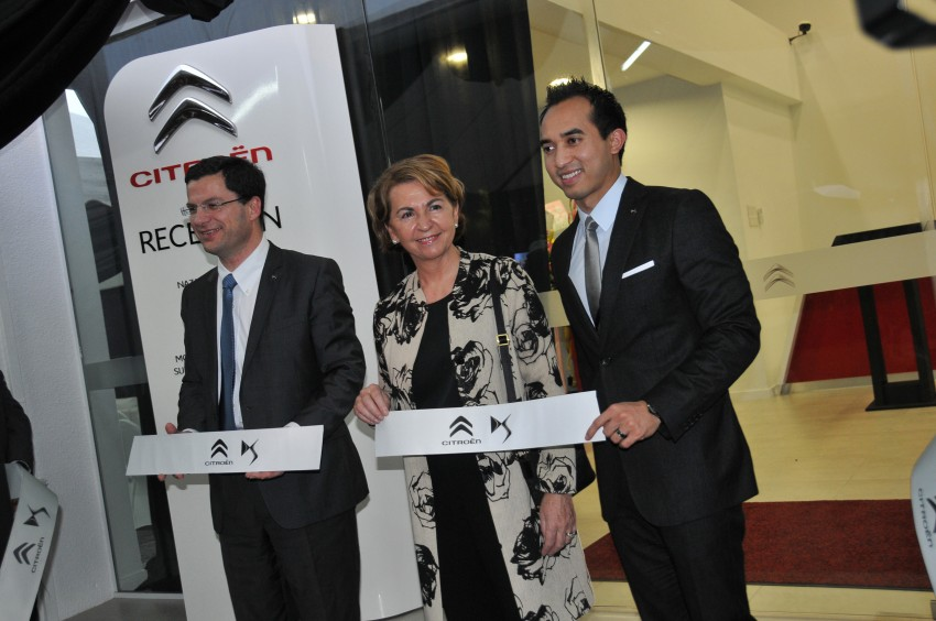Citroën DS4 and DS5 launched in Malaysia from RM165k; brand new 3S centre opened in Glenmarie Image #157416