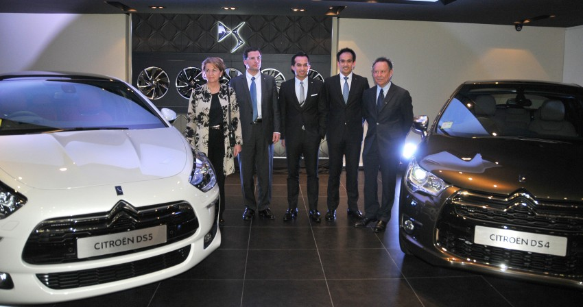 Citroën DS4 and DS5 launched in Malaysia from RM165k; brand new 3S centre opened in Glenmarie Image #157420