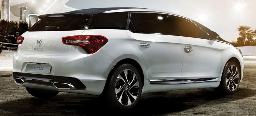 Citroën DS4 and DS5 launched in Malaysia from RM165k; brand new 3S centre opened in Glenmarie Image #157433