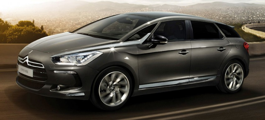 Citroën DS4 and DS5 launched in Malaysia from RM165k; brand new 3S centre opened in Glenmarie Image #157434