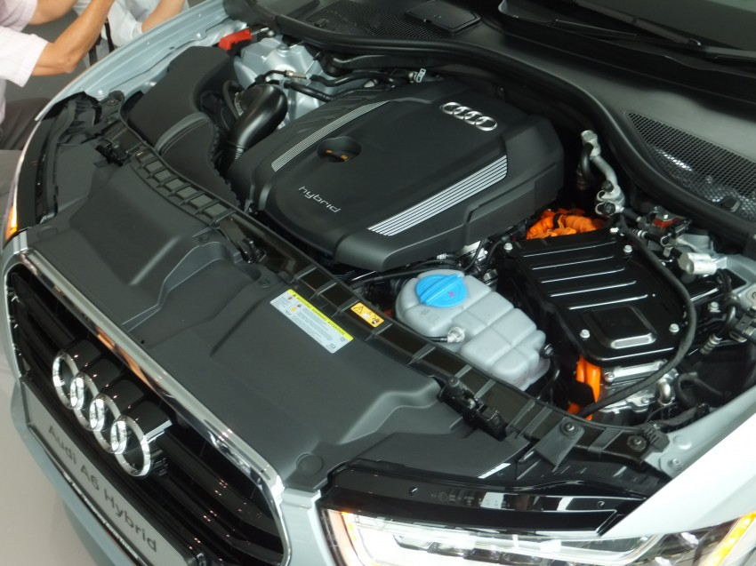Audi A6 Hybrid officially launched – RM280k starting price, Comfort Key RM3k, reverse camera RM5k Image #157730
