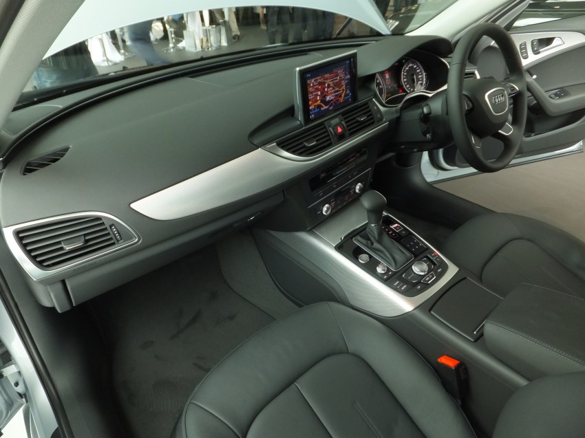 Audi A6 Hybrid officially launched – RM280k starting price, Comfort Key RM3k, reverse camera RM5k Image #157734