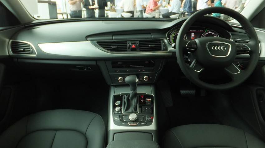Audi A6 Hybrid officially launched – RM280k starting price, Comfort Key RM3k, reverse camera RM5k Image #157744