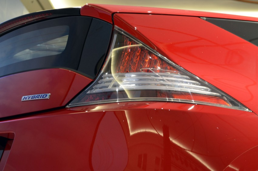 Honda CR-Z facelift launched – RM119k-RM123k Image #156265