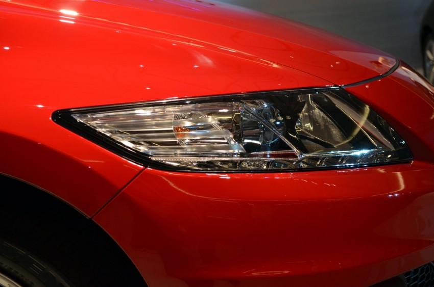 Honda CR-Z facelift launched – RM119k-RM123k Image #156267
