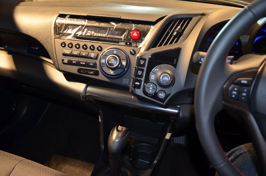 Honda CR-Z facelift launched – RM119k-RM123k Image #156271