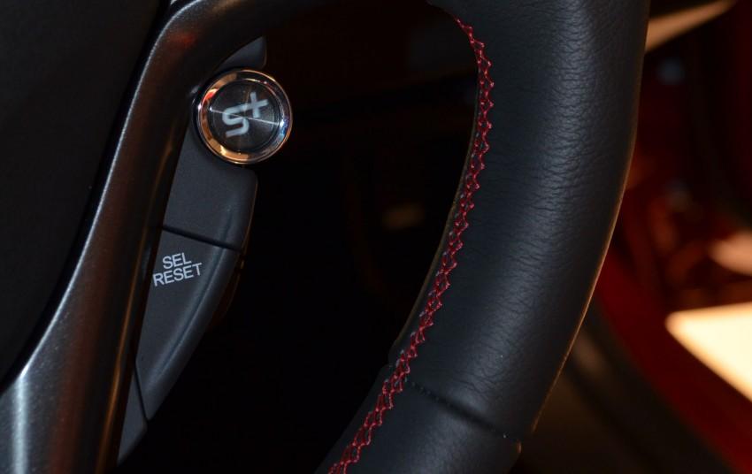 Honda CR-Z facelift launched – RM119k-RM123k Image #156272