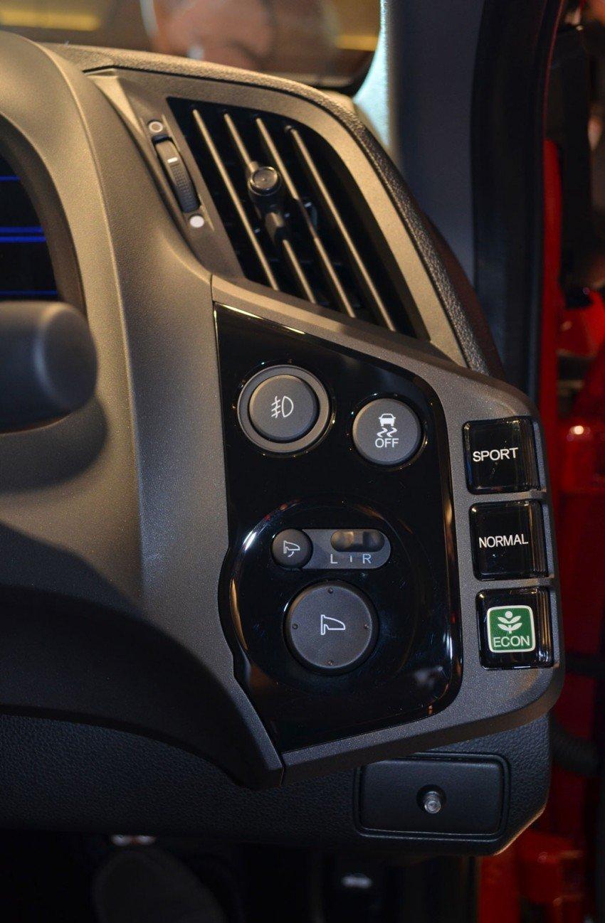 Honda CR-Z facelift launched – RM119k-RM123k Image #156275
