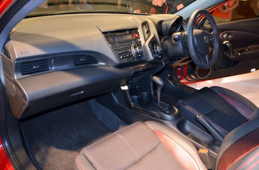 Honda CR-Z facelift launched – RM119k-RM123k Image #156280