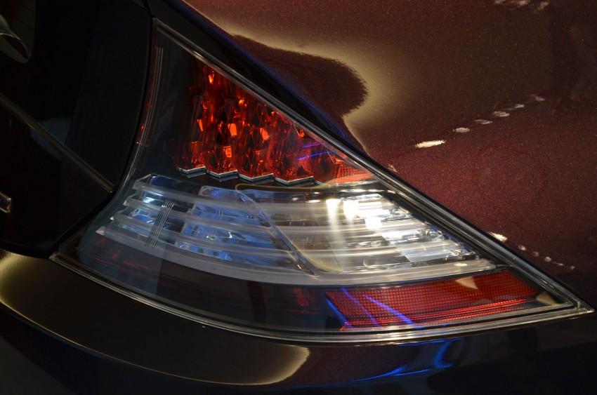 Honda CR-Z facelift launched – RM119k-RM123k Image #156286