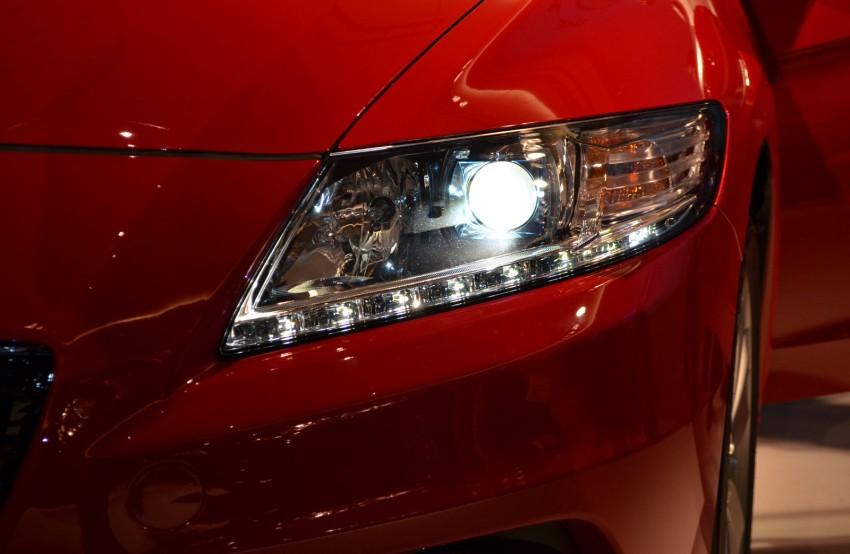 Honda CR-Z facelift launched – RM119k-RM123k Image #156288