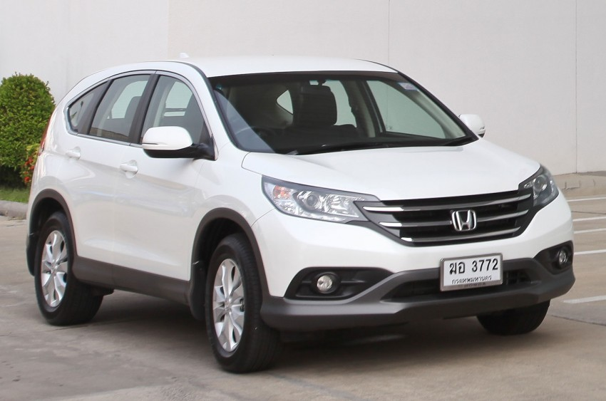 Honda CR-V – fourth-gen to be launched next week Image #158360