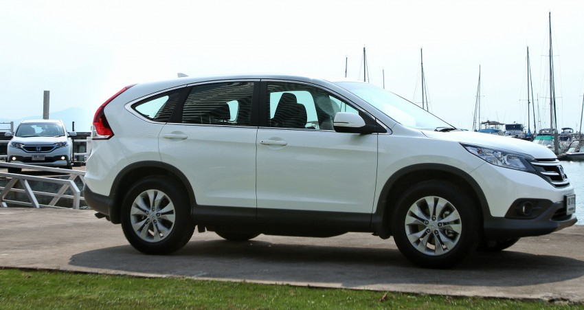 Honda CR-V – fourth-gen to be launched next week Image #157616