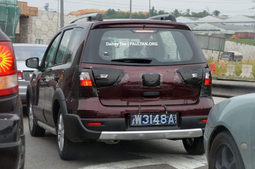 SPIED: Nissan Livina facelift spotted in Malaysia! Image #156913
