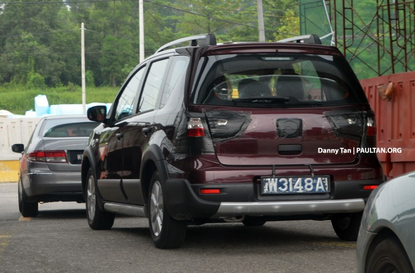 SPIED: Nissan Livina facelift spotted in Malaysia! Image #156914