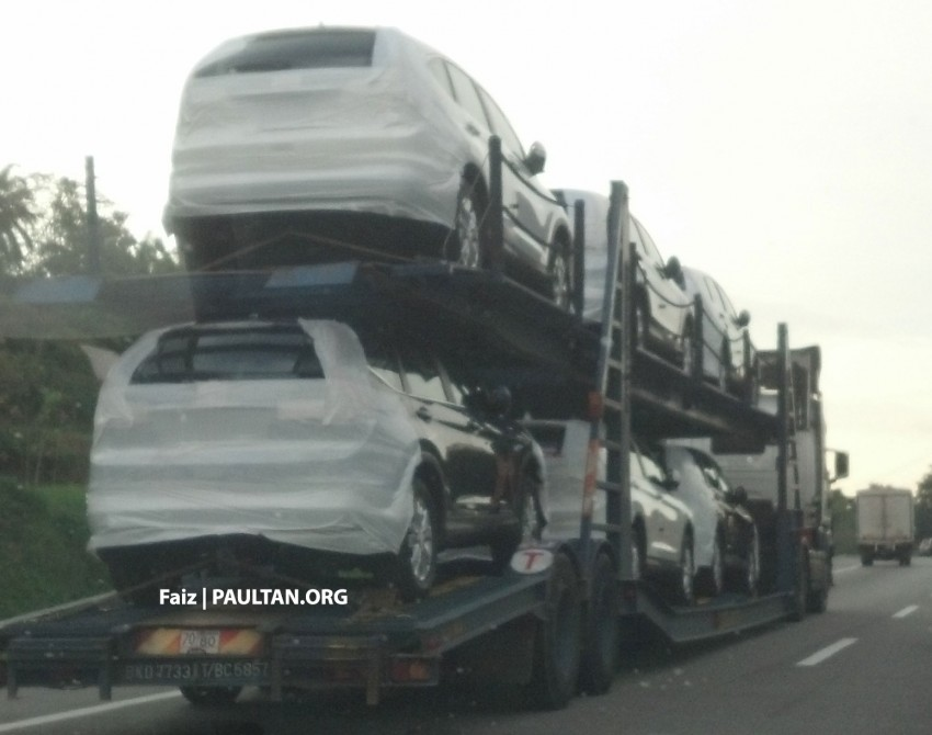 2013 Honda CR-V spotted on trailers, launching soon! Image #158637