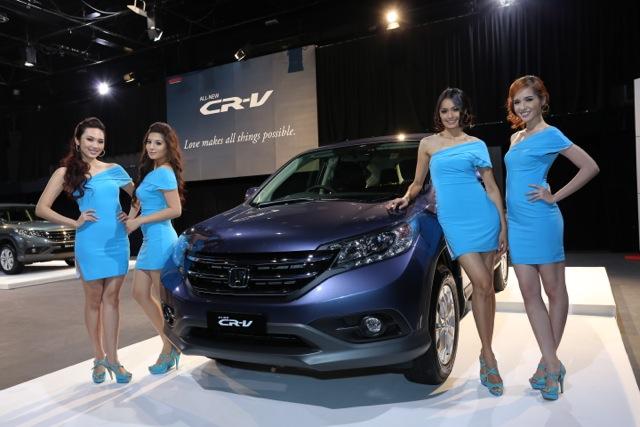 Honda CR-V launched – 2.0 litre, CKD, RM148,800 Image #159367