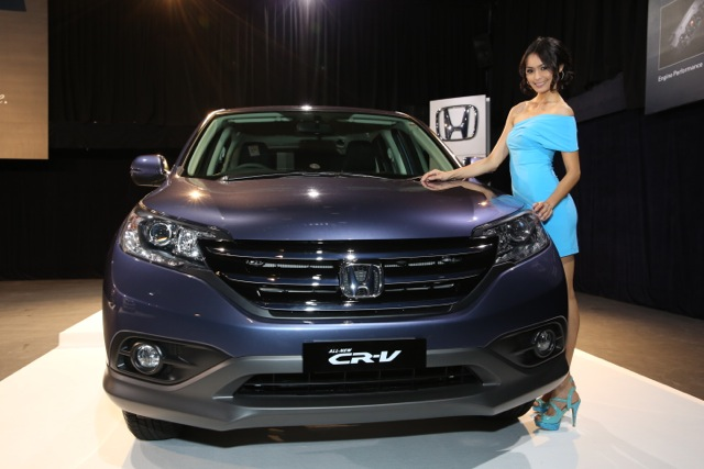 Honda CR-V launched – 2.0 litre, CKD, RM148,800 Image #159368