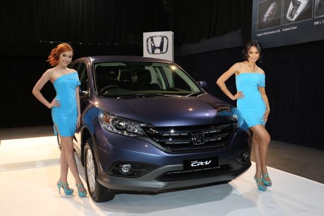 Honda CR-V launched – 2.0 litre, CKD, RM148,800 Image #159369