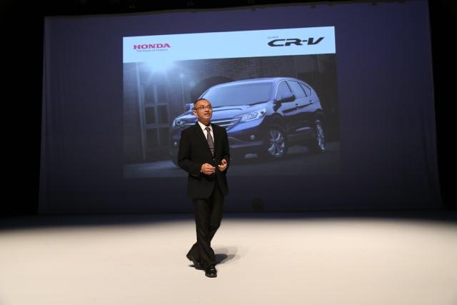Honda CR-V launched – 2.0 litre, CKD, RM148,800 Image #159372