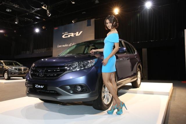 Honda CR-V launched – 2.0 litre, CKD, RM148,800 Image #159377