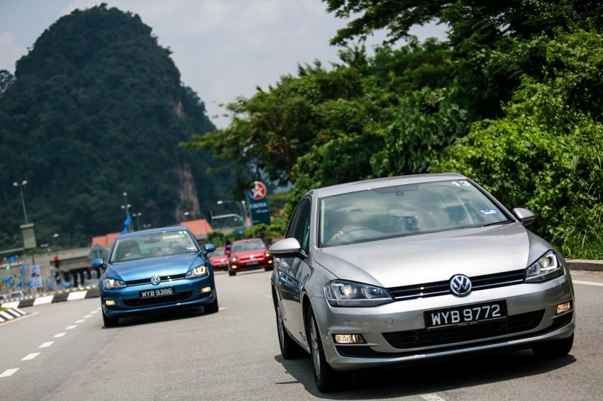 DRIVEN: Volkswagen Golf Mk7 1.4 TSI in Malaysia Image #162092