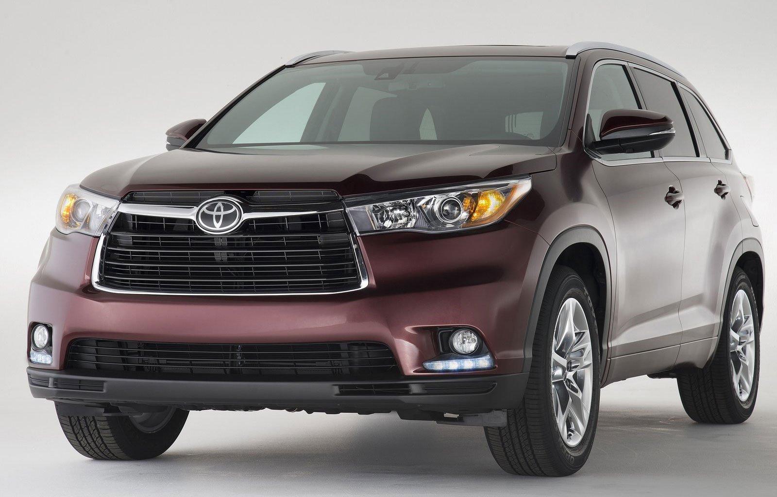 Toyota Highlander Third Gen Suv Debuts In Nyc