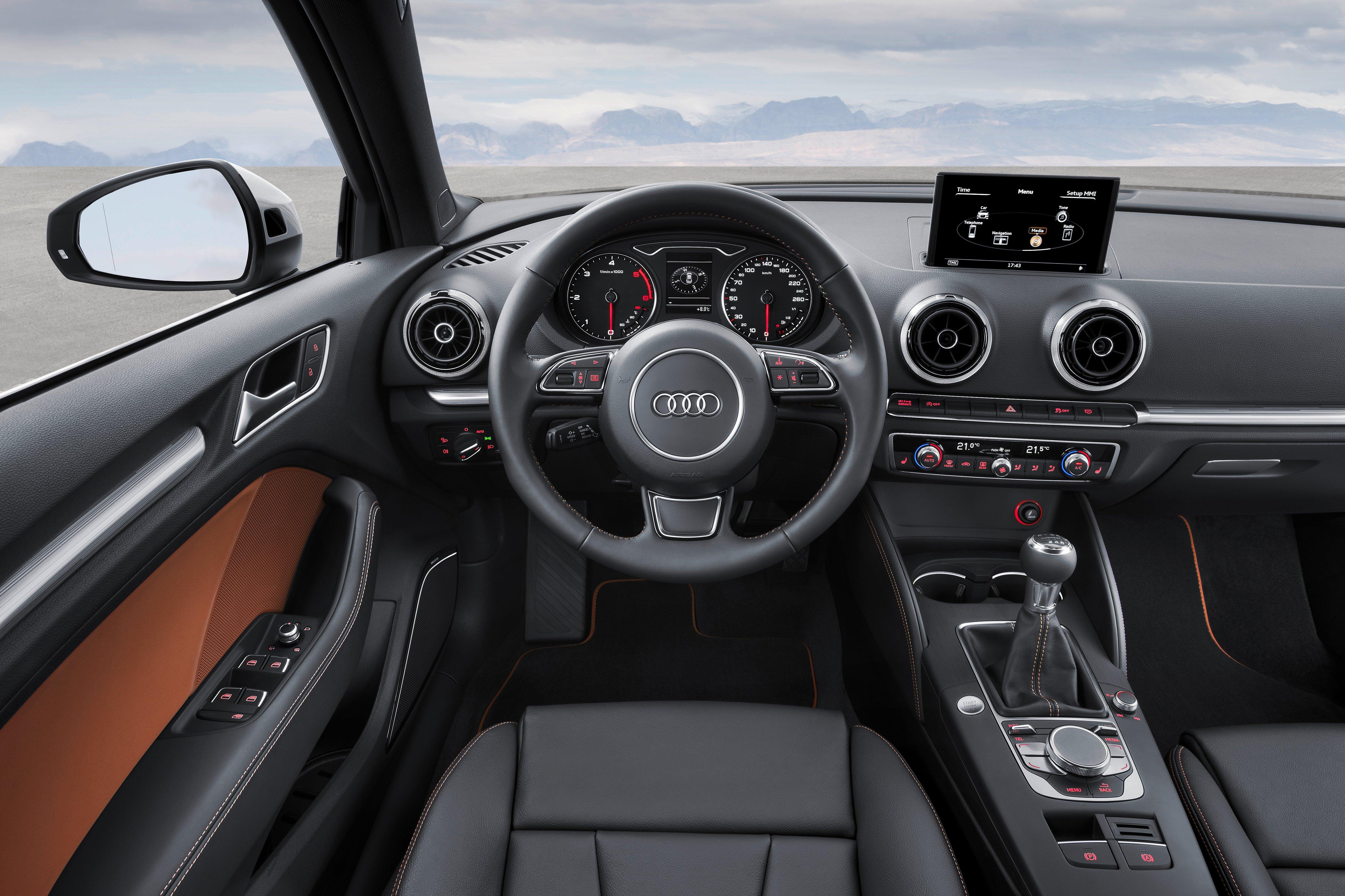 new audi a3 sedan and hot 300 hp s3 sedan unveiled image 164075