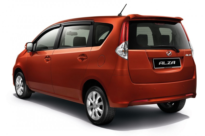 Perodua launches S-Series Viva, Myvi and Alza – all Peroduas now come with 3 years free service Image #161640