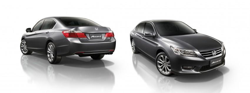 ASEAN-spec 2013 Honda Accord surfaces in Bangkok Image #163887