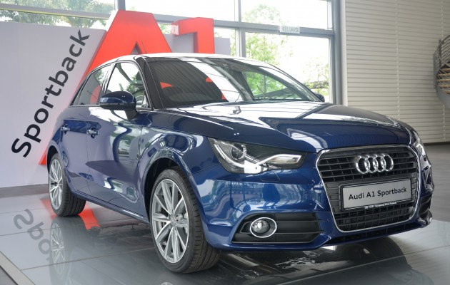 Fivedoor Audi A Sportback Now Available In Malaysia RMk - Audi q1