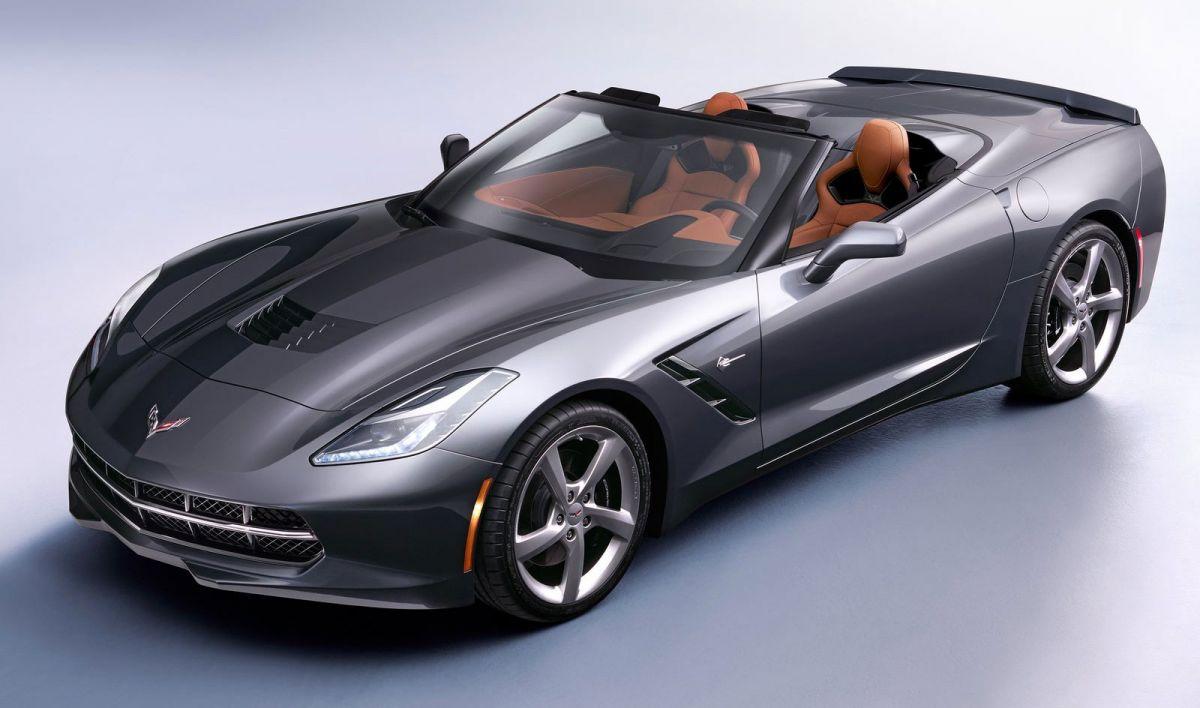 1a37732df08 Chevrolet Corvette C7 Stingray Convertible revealed