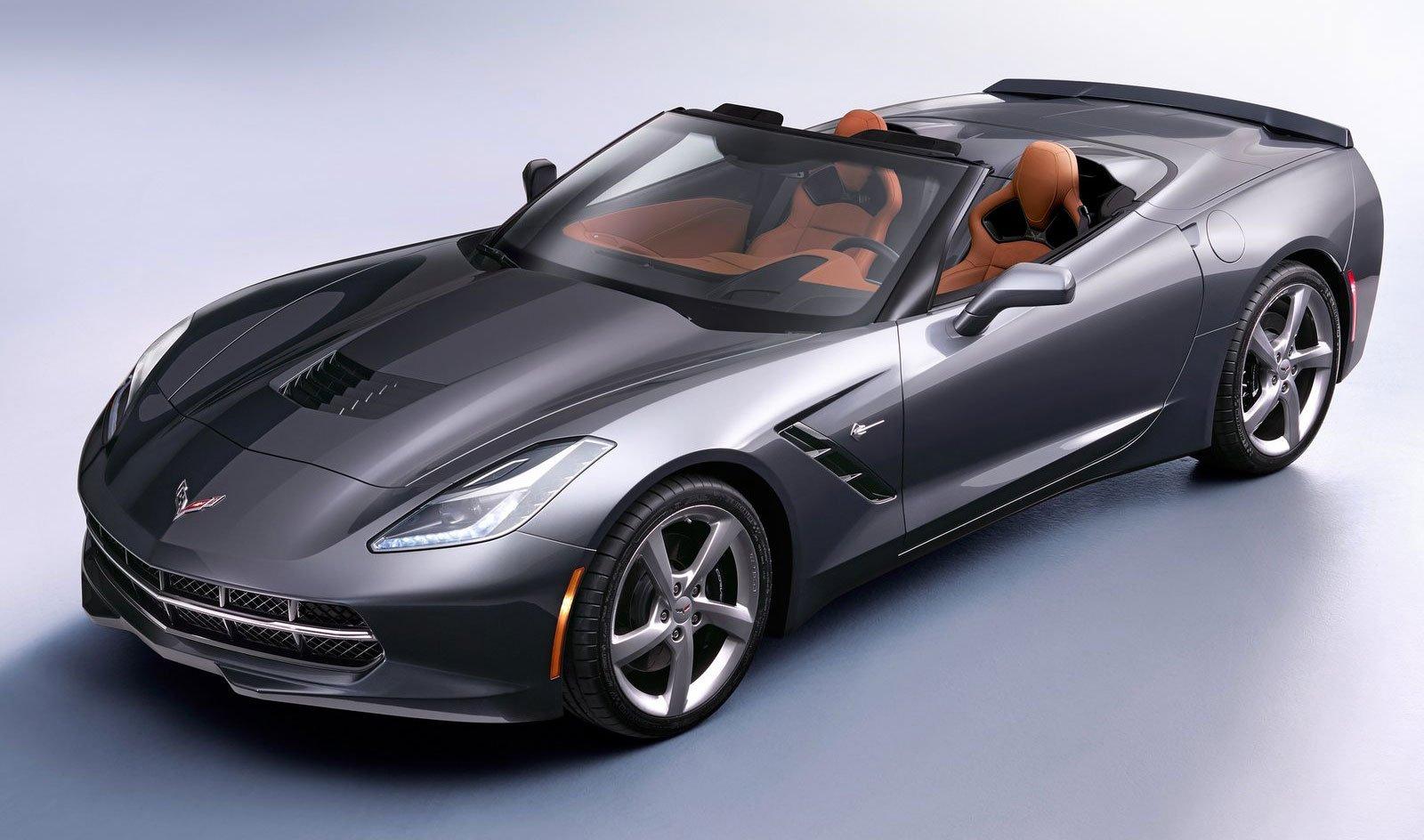 2014 Corvette Stingray For Sale >> Chevrolet Corvette C7 Stingray Convertible revealed