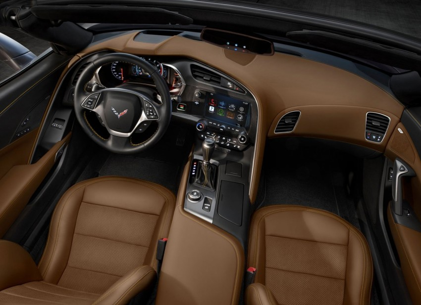 Chevrolet Corvette C7 Stingray Convertible revealed Image #159365