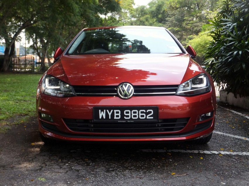Volkswagen Golf Mk7 1.4 TSI introduced – RM158k Image #161740