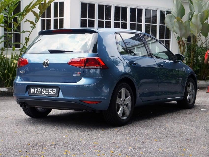 Volkswagen Golf Mk7 1.4 TSI introduced – RM158k Image #161741