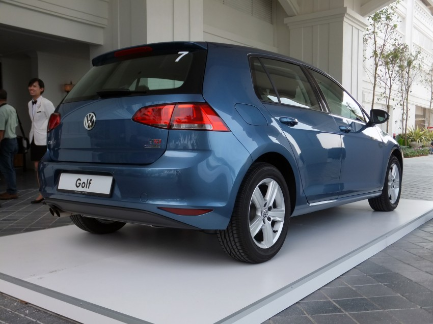 Volkswagen Golf Mk7 1.4 TSI introduced – RM158k Image #161742