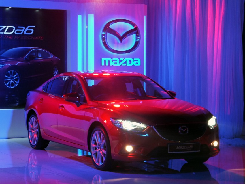 Mazda 6 officially launched – 2.0 sedan priced at RM159k, 2.5 sedan at RM190k, 2.5 Touring at RM194k Image #162734