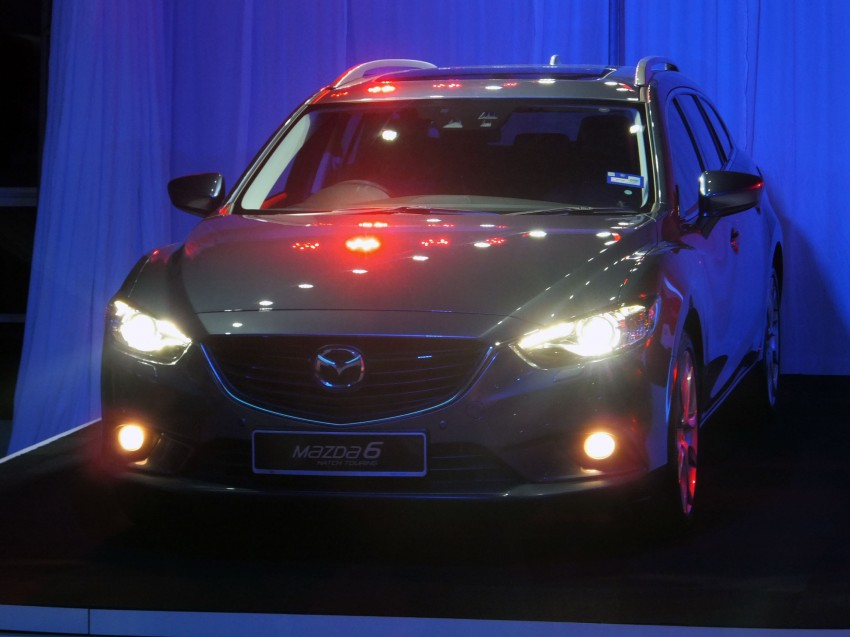 Mazda 6 officially launched – 2.0 sedan priced at RM159k, 2.5 sedan at RM190k, 2.5 Touring at RM194k Image #162735