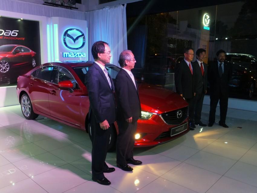 Mazda 6 officially launched – 2.0 sedan priced at RM159k, 2.5 sedan at RM190k, 2.5 Touring at RM194k Image #162738