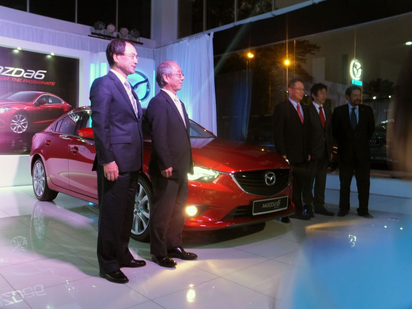 Mazda 6 officially launched – 2.0 sedan priced at RM159k, 2.5 sedan at RM190k, 2.5 Touring at RM194k Image #162739