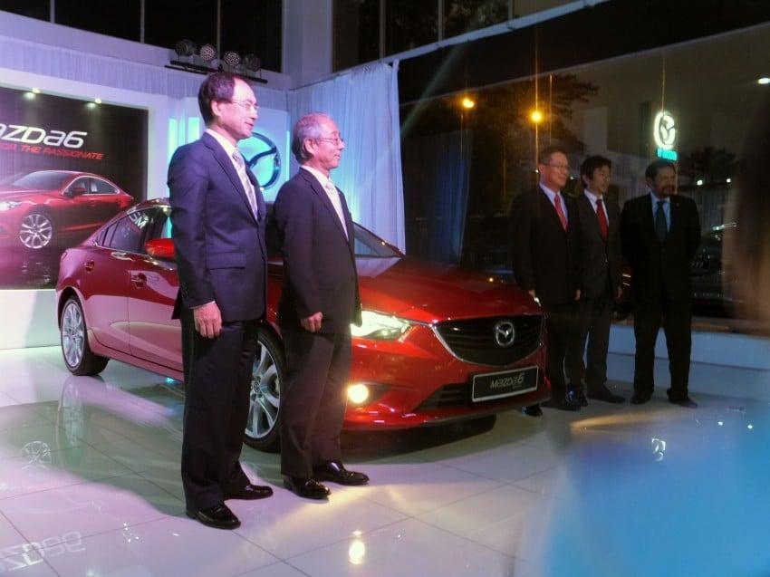 Mazda 6 officially launched – 2.0 sedan priced at RM159k, 2.5 sedan at RM190k, 2.5 Touring at RM194k Image #162739