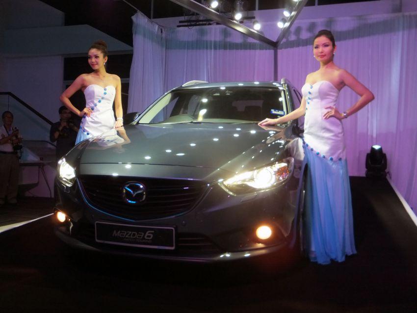 Mazda 6 officially launched – 2.0 sedan priced at RM159k, 2.5 sedan at RM190k, 2.5 Touring at RM194k Image #162742