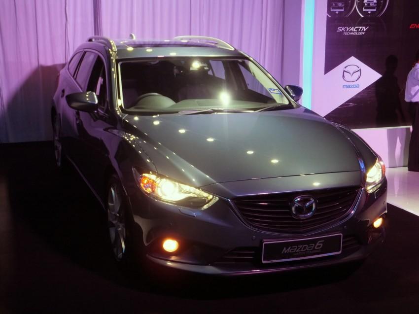 Mazda 6 officially launched – 2.0 sedan priced at RM159k, 2.5 sedan at RM190k, 2.5 Touring at RM194k Image #162746