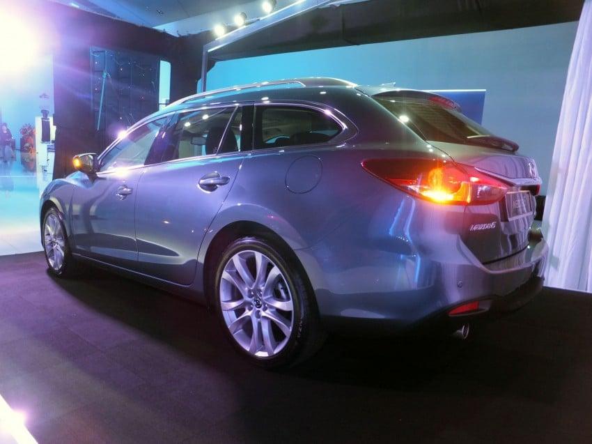 Mazda 6 officially launched – 2.0 sedan priced at RM159k, 2.5 sedan at RM190k, 2.5 Touring at RM194k Image #162754