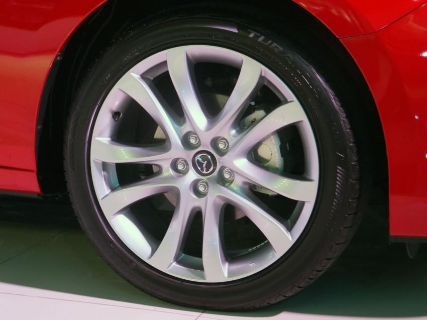 Mazda 6 officially launched – 2.0 sedan priced at RM159k, 2.5 sedan at RM190k, 2.5 Touring at RM194k Image #162755