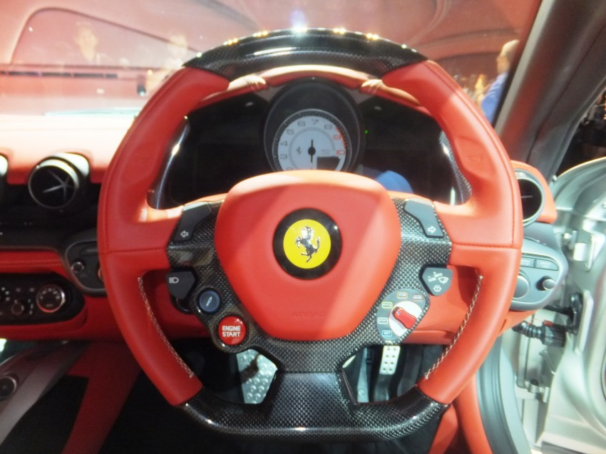 Ferrari F12berlinetta launched – from RM1.29 million Image #163098