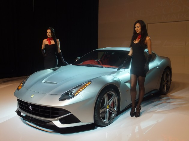 ferrari f12berlinetta launched in malaysia - from rm1.29 million