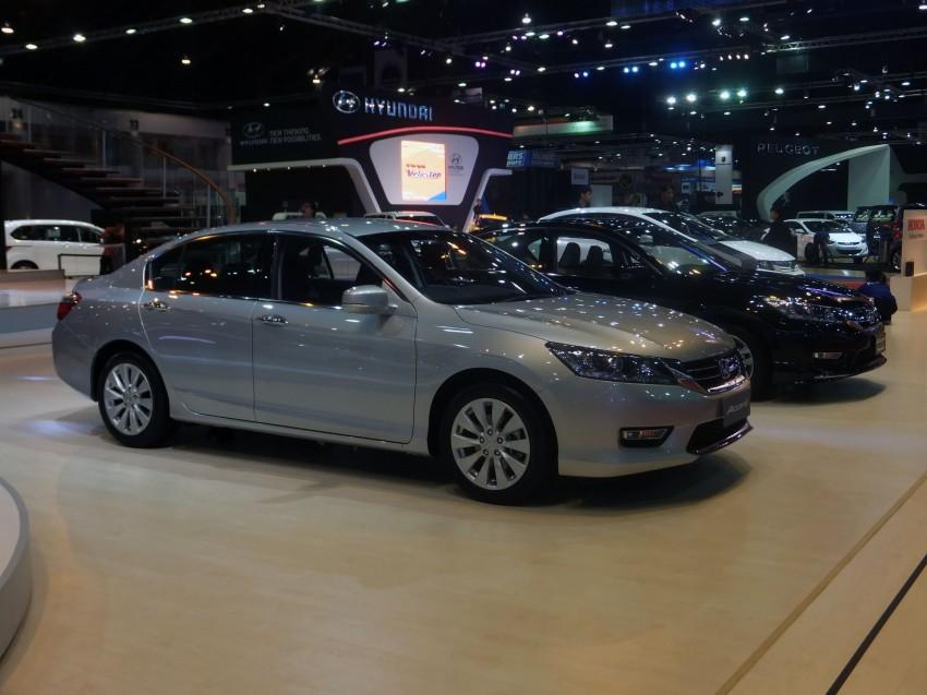 ASEAN-spec 2013 Honda Accord surfaces in Bangkok Image #163796