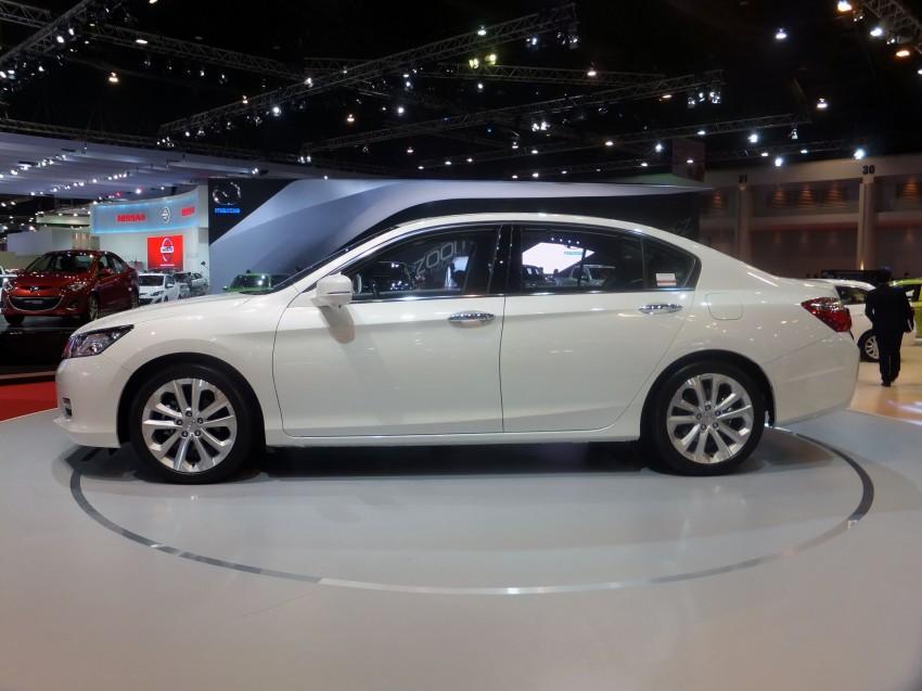 ASEAN-spec 2013 Honda Accord surfaces in Bangkok Image #163798